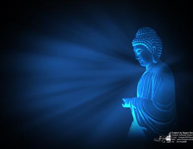 O Budismo fala de um caminho natural de desenvolvimento