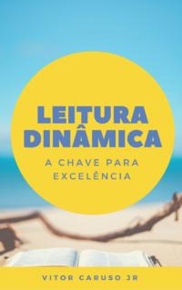 Livro E-book de Vitor Caruso Jr. com teoria e exercícios de Leitura Dinâmica.